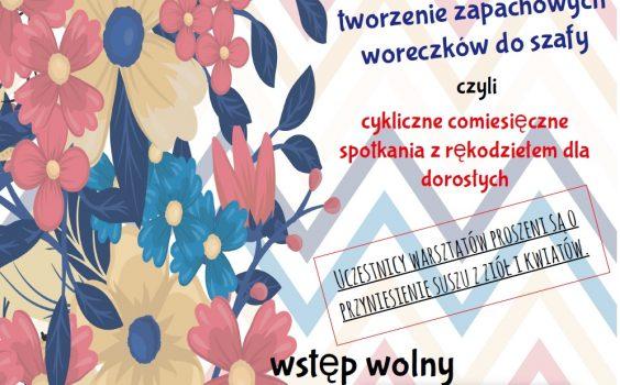 Lipcowe robótki zręczne /2.07.19 r./