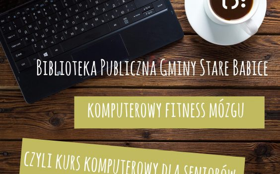 Senior aktywny i kreatywny, czyli komputerowy fitness mózgu powraca.