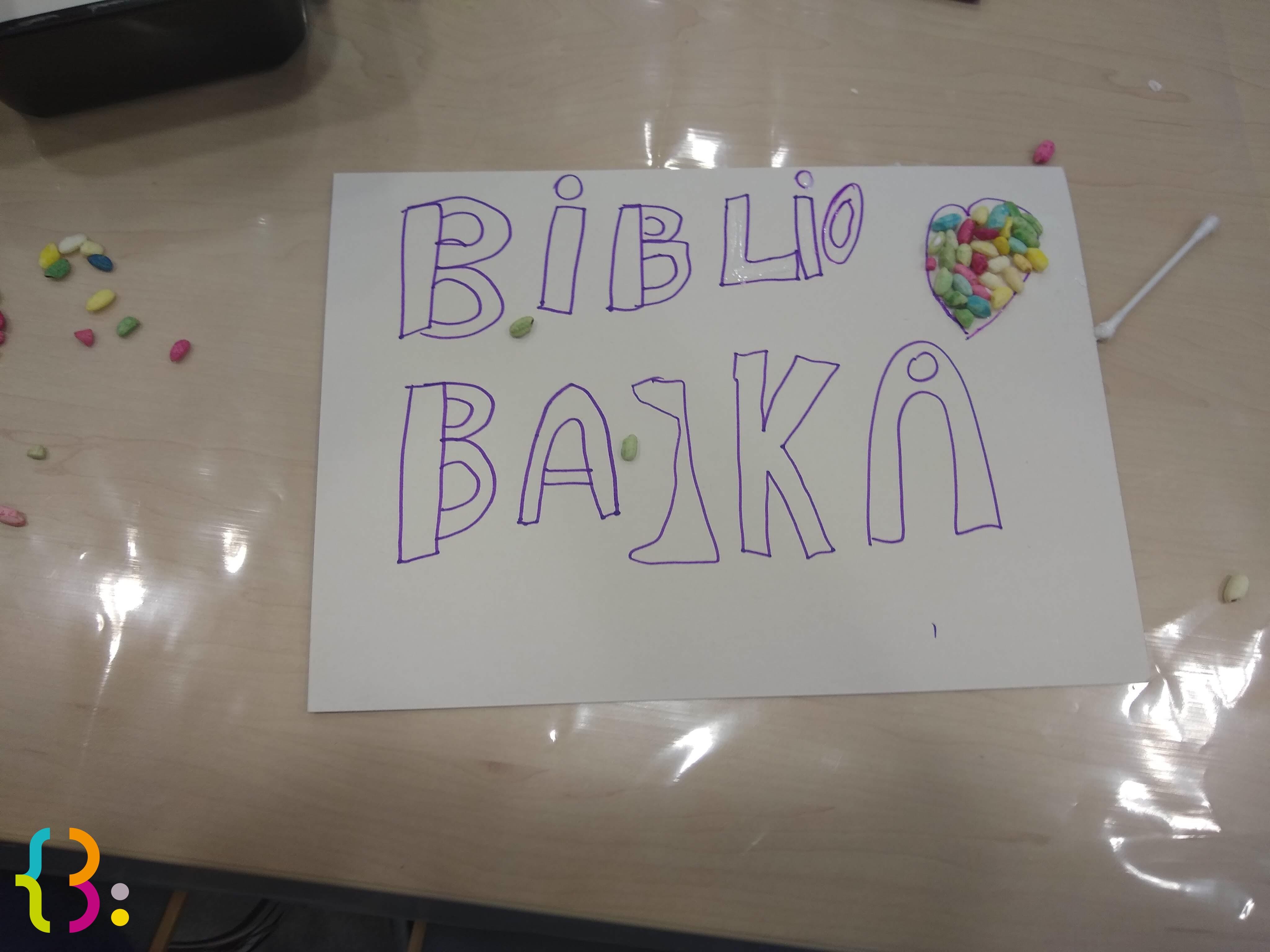 Lutowa Bibliobajka – 11.02.2020 r.