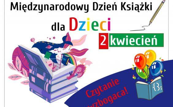 Międzynarodowy Dzień Książki dla Dzieci!