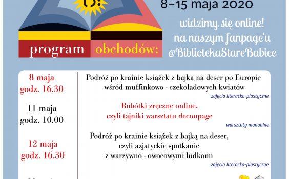 Tydzień Bibliotek 2020.