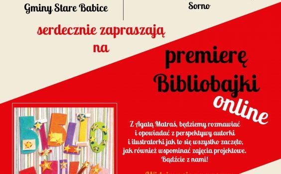 Premiera BIBLIOBAJKI!