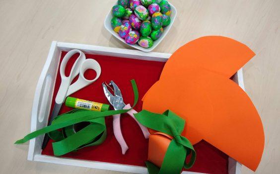 Marchewki wypełnione słodkościami – łatwe, proste, szybkie i efektowne.