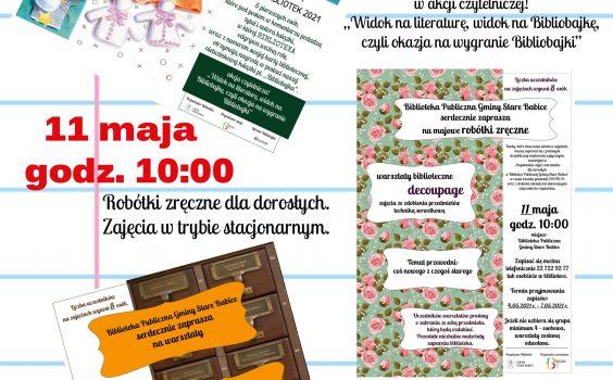 IV babicka i XVIII edycja ogólnopolskiego programu Tydzień Bibliotek.