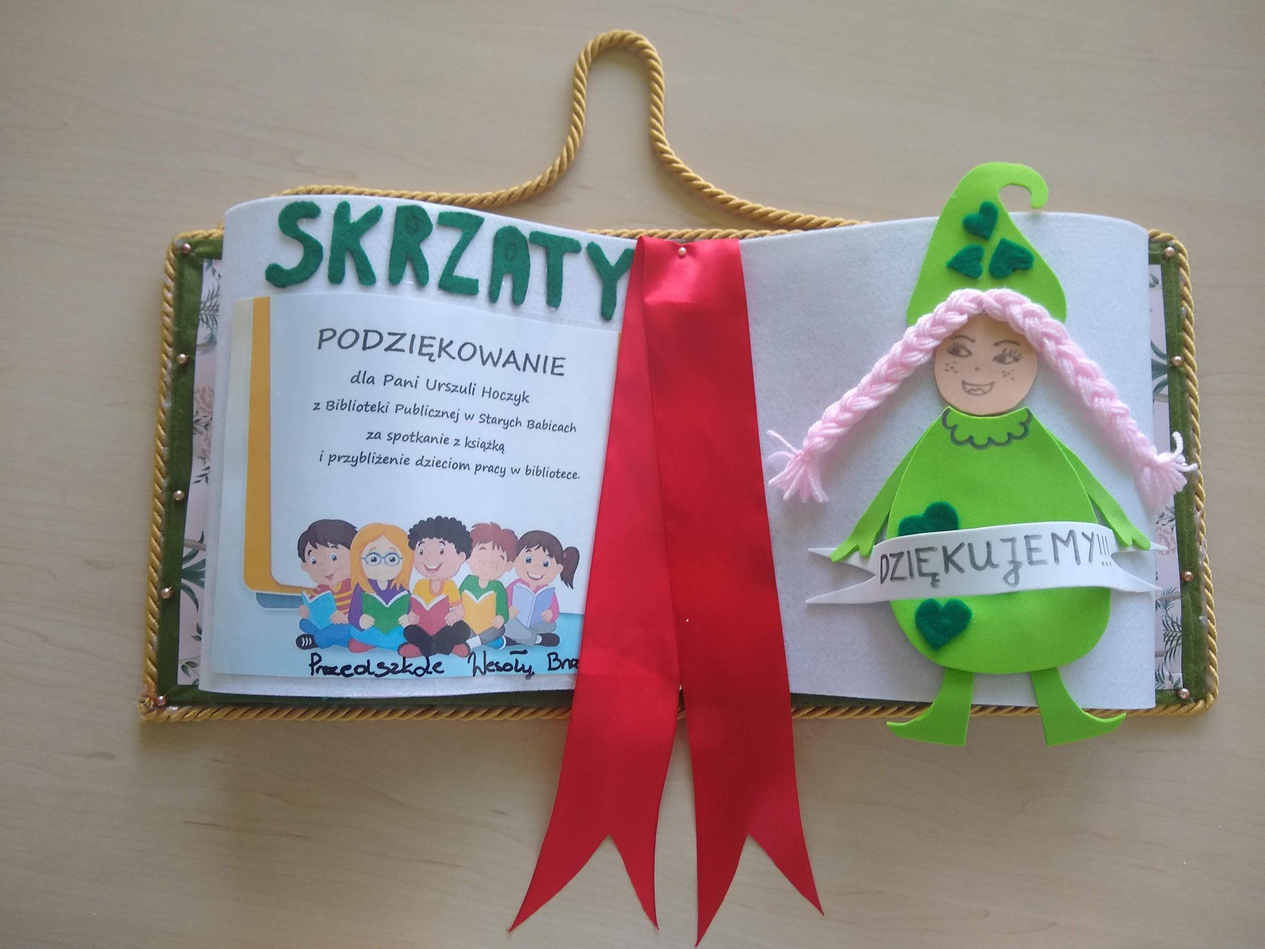 W dniach od 26 maja do 1 czerwca trwa XX Ogólnopolski, zaś IV Babicki Tydzień Czytania Dzieciom – akcja promująca czytelnictwo i literaturę dla najmłodszych!