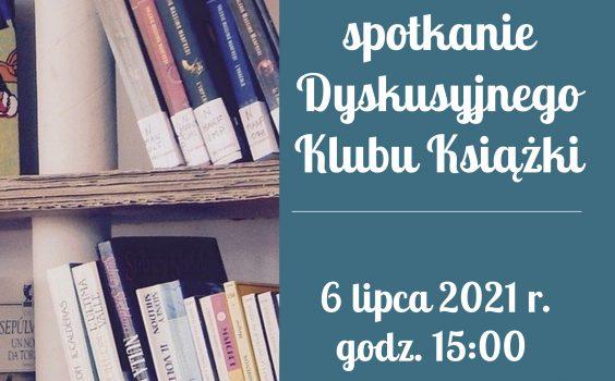 17. spotkanie Dyskusyjnego Klubu Książki.