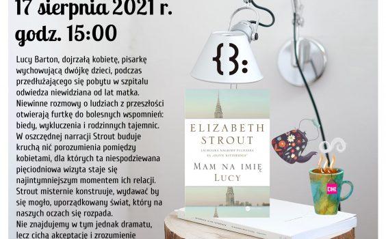 18. spotkanie Dyskusyjnego Klubu Książki.