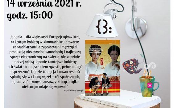 19. spotkanie Dyskusyjnego Klubu Książki.